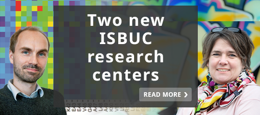 Two new ISBUC research centers